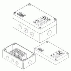 Cоединительная коробка (3xM32) JB-EX-32/35MM2 (EE x e)