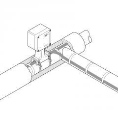Набор для Т-разветвления греющего кабеля T-100