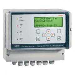 Электронный прибор контроля RLW с функцией