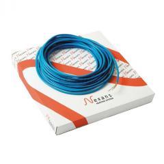 Комплекты одножильного нагревательного кабеля с алюминиевым экраном, 10 Вт/м