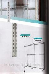 Alumiini-profiilit liuku-oven vaatekaapit
