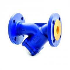 Фильтр сетчатый чугунный Reon RSV07 (DN 350)