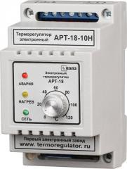 Терморегулятор АРТ-18-10 с датчиком KTY-81-110 2