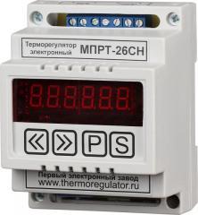 Терморегулятор МПРТ-26СН 1 кВт с датчиками