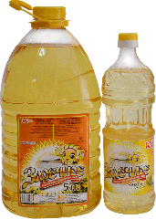 Almaty sunflower oil