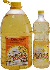 Almaty sunflower oil
