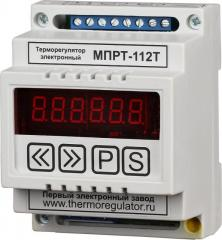 Терморегулятор МПРТ-112Т без датчиков,