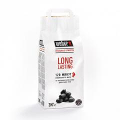 Угольные брикеты long lasting 2,5 кг