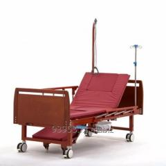 Кровать медицинская функциональная с