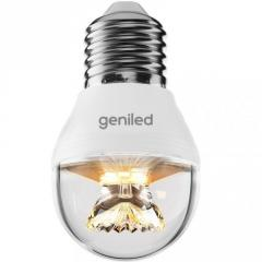 Светодиодная лампа Geniled E27 G45 8Вт линза