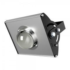Светодиодный светильник ПромЛед Прожектор v2.0-20 ЭКО 12-24V DC (130°х80°; 20Вт; 2500лм; 4500К)