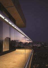 Enclosures made of glass