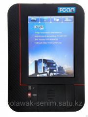 Сканер FCAR-F3-D для диагностики грузовых авто и