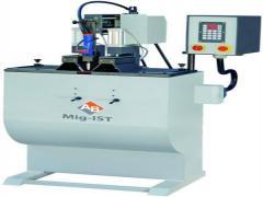 Аппарат для сварки ленточных пил мод. MIG-IST ABM