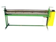 Вальцы электромеханические трехвалковые с ручным