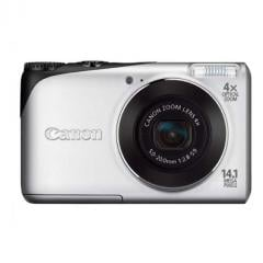 Фотоаппараты, Canon PowerShot A2200 Silver