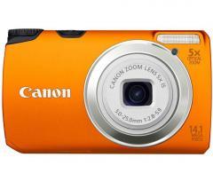 Фотоаппараты, Canon PowerShot A3200 Orange