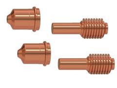 Комплект: электрод и сопло, Duramax LT, 15-30 A,