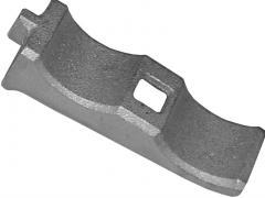 Console cable pig-iron KKCh-1, KKCh-2, KKCh-3,
