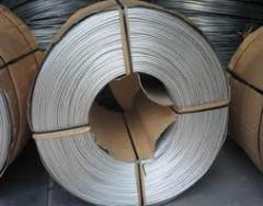 Aluminum wire of AD, AMG, Amts, D16, JSC