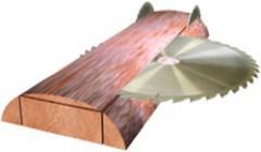 Станок для переработки горбыля MEBOR KR-15
