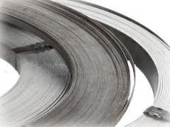 Nikhromovy tape X20H80, H15n60