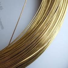 Brass wire of L80, L68, L63, HP 59-1, LS58-2, HP