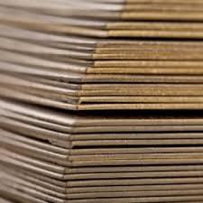 Brass sheet L63, L68, L80, L90, LS59-1, LMts58-2