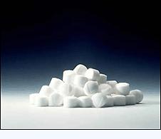 The salt tableted