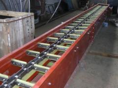 Conveyers facilities