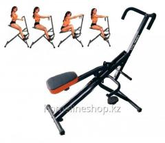 Fitness, bodybuilding and shaping equipment