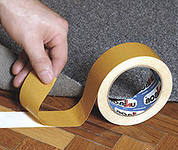 Office adhesive tape bilateral