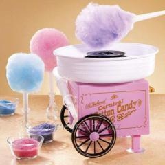 Аппарат для приготовления сладкой ваты на...