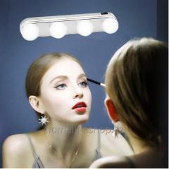 Светодиодная лампа-подсветка на зеркало для...