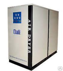Осушители сжатого воздуха рефрижераторного типа с воздушным охлаждением серии DLAD R22 Dali Китай