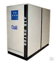 Осушители рефрижераторного типа DLAD - 2. 8.