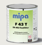 Paints and varnishes automobile MIPA, primers