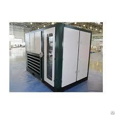 Электрический двухступенчатый винтовой компрессор EN 24/8 II