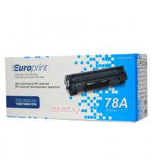 Картридж HP CE278A Black Print Cartridge for