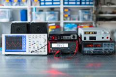 Контрольно - измерительное оборудование