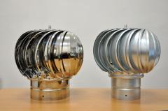 Турбодефлектор оцинкованный Д-100 мм...