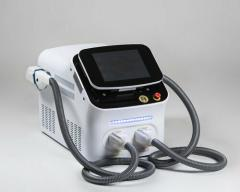 VE3020 apparatus for hair removal, Elos hair