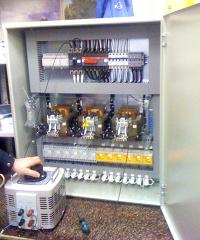 Equipment. Innovative energy saving ESU system