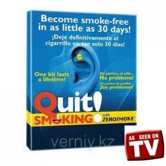 Means from smoking of ZeroSmoke