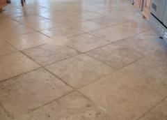 Travertine construction Kazakhstan
