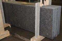 The slabs granite polished Sleby