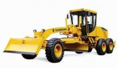 Road engineering, CLG418 I Grader, Special