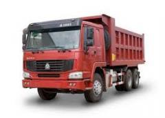 Самосвалы ZZ3327N3647C, Автомобили грузовые самосвалы
