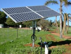 The solar pump for an otgon
