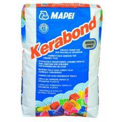 Клей для керамической плитки Kerabond Mapei, Смеси
